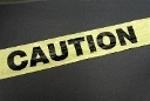 Exercise Caution at Accident Scenes